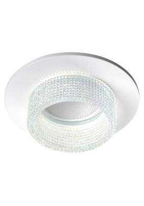 Светильник точечный 41414 MR16 G5.3 белый, DL3011 Feron