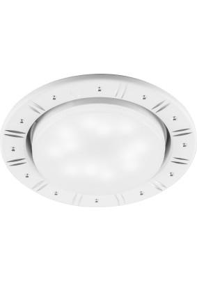 Светильник точечный DL393 29717 15W GX53, белый Feron