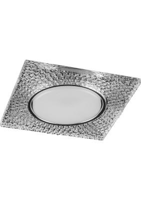 Светильник точечный DL4110 40515 15W GX53, хром Feron