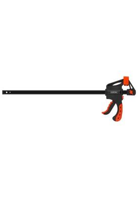 Струбцина ручная пистолетная, STARTUL MASTER 450/60мм /ST9024-45/