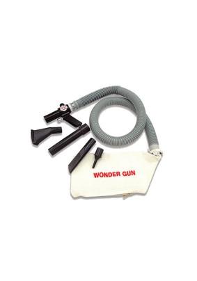 Пневматичский 2в1 пистолет продувочный и пылесос TOPTUL (6 бар) GDAE0701