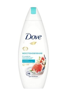 Гель для душа Dove Инжир и лепестки апельсина  250мл