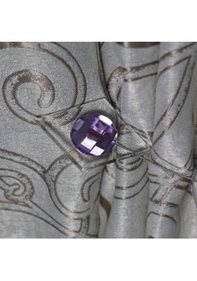 Магнит для штор Ajur MI M15-purple 11733