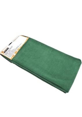 Тряпка для пола 80*100см, микрофибра, зеленая, M-02F-XXL, арт.310265, Рыжий Кот
