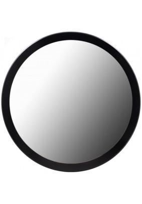 Зеркало круглое 60 см черное Мастер РИО