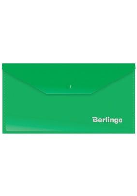 Папка-конверт на кнопке Berlingo /С6/180 мкм/300426
