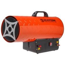 Газовая тепловая пушка Ecoterm GHD-501/50Квт 650 куб/ч 220В