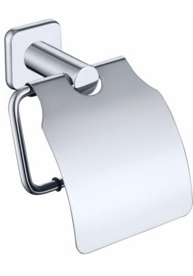 Держатель туалетной бумаги хром (цинк)
